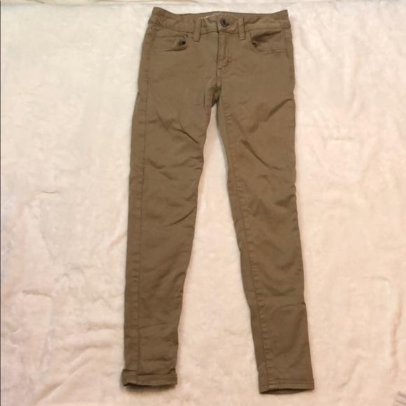 American Eagle Outfitters Denim - AEO Khaki Jeans